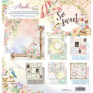 Bilde av Memory Place - So Sweet - 12x12 Paper Pack