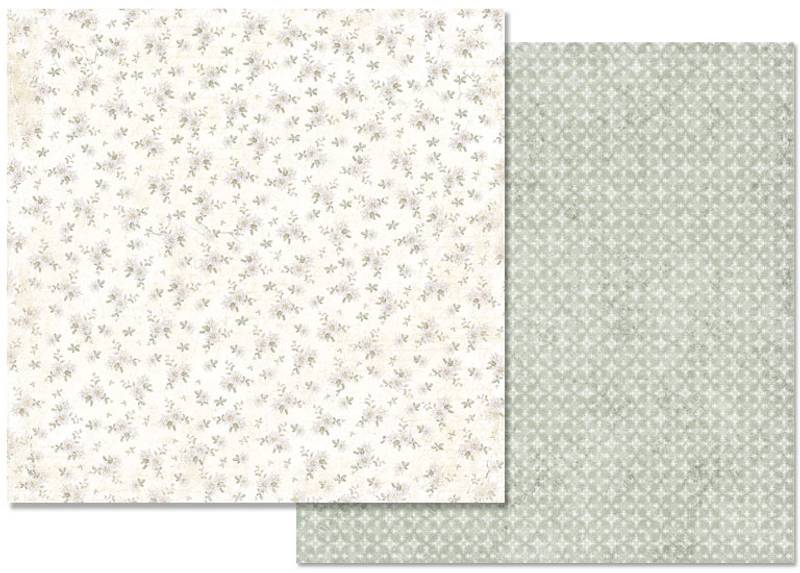 Papirdesign PD15076 - Til ettertanke - HVITE JULESTJERNER