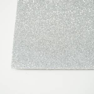 Bilde av Kort & Godt - FO217 - Mosegummi Glitter - Sølv