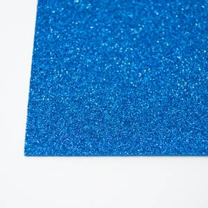 Bilde av Kort & Godt - FO216 - Mosegummi Glitter - Blå