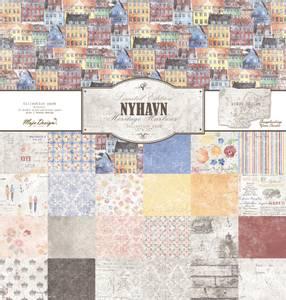 Bilde av Maja Design - 728 - Nyhavn - 12x12 Collection Pack