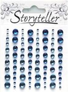 Bilde av Storyteller - Bling - ST-006079 - Blå