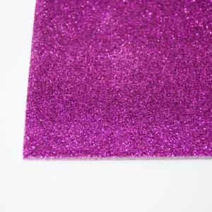 Bilde av Kort & Godt - FO212 - Mosegummi Glitter - Mørk Rosa