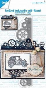 Bilde av Joy Crafts - 6002-1474 - Die - Industrial Art - Edge