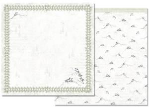 Bilde av Papirdesign PD15080 - Til ettertanke - FUGLESANG I VINTERSKOGE