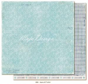 Bilde av Maja Design - 898 - Denim & Friends - Jeans & T-shirt