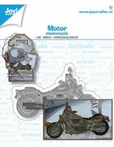 Bilde av Joy Crafts - 6002-1512 - Die - Motorcycle