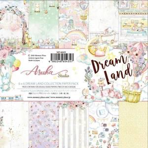 Bilde av Memory Place - Dreamland - 6x6 Paper Pack