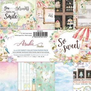 Bilde av Memory Place - So Sweet - 6x6 Paper Pack