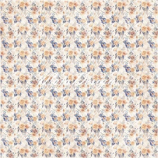 Maja Design - 901 - Denim & Friends - Floral