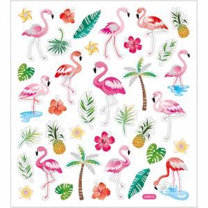 Bilde av Creotime - Stickers - 29138 - Flamingo