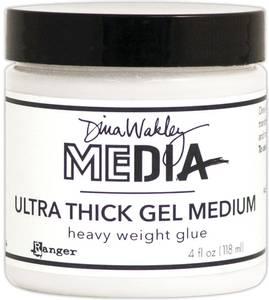 Bilde av Dina Wakley Media - 62349 - Ultra Thick Gel Medium - 4 oz
