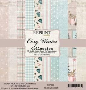 Bilde av Reprint - 12x12 - CRP029 - Cozy Winter Collection pack