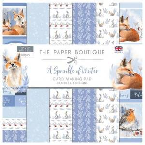 Bilde av The Paper Boutique - 12x12 Paper Pad - PB1144 - A Sprinkle Of Wi