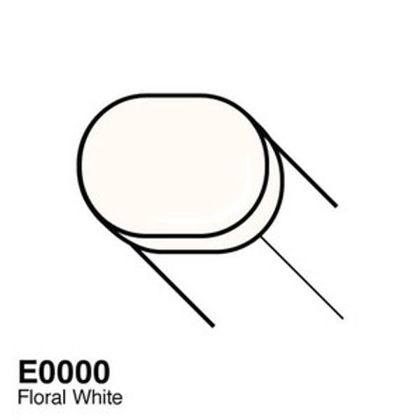 Copic - Sketch Marker - E0000 - FLORAL WHITE