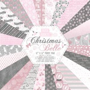 Bilde av Paper Addicts - 12x12 Paper Pad - Christmas Belle