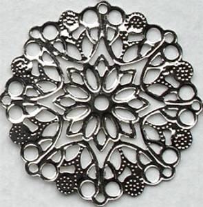 Bilde av Storyteller - 084 - Ornament, flat - Sølv