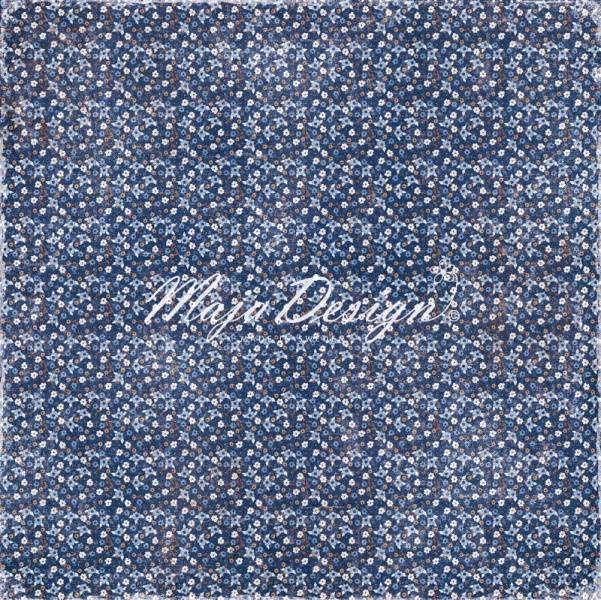 Maja Design - 912 - Denim & Friends - Pocket square