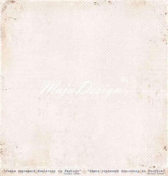 Maja Design - 914 - Denim & Friends - Fashion