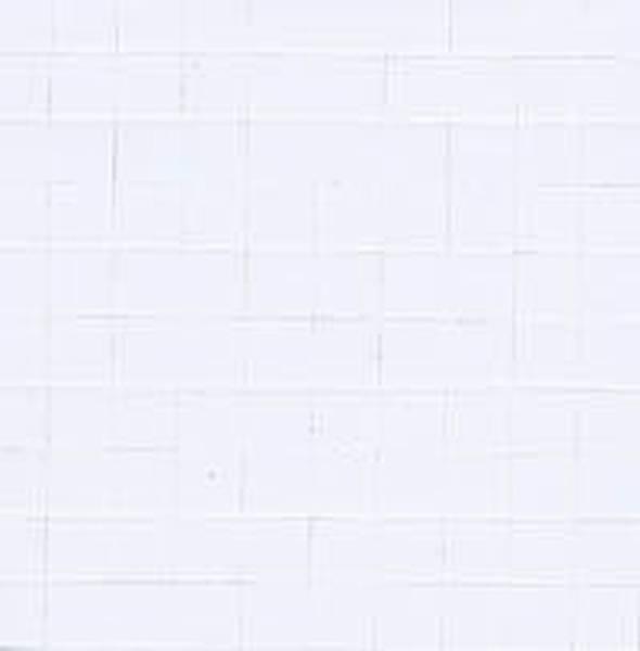 Kort & Godt - 3D limputer - 10x10mm - 3mm - Hvit 9008