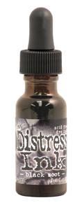 Bilde av Distress Ink - Reinker - Black Soot - 19480