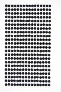 Bilde av Kort & Godt - Stickers - BE107- Diamant - 5mm - Sort
