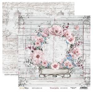 Bilde av ScrapBoys - Dream Garden - 12x12 - DRGA-03