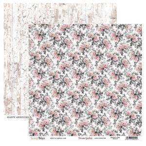 Bilde av ScrapBoys - Dream Garden - 12x12 - DRGA-05