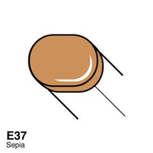 Bilde av Copic - Sketch Marker - E37 - SEPIA