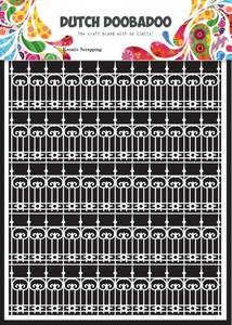 Bilde av DUTCH DOOBADOO 472.948.008 - DUTCH PAPER ART - FENCES