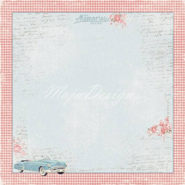 Maja Design - 763 - Summer Crush - He picks her up