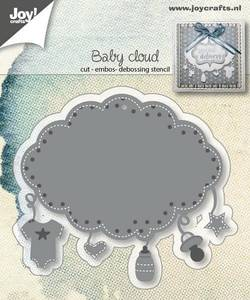Bilde av Joy Crafts - 6002-1408 - Baby Cloud