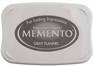 Bilde av Memento Dye Ink Pad 902 - Gray Flannel