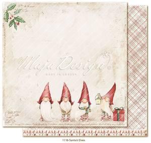 Bilde av Maja Design - 1116 - Traditional Christmas - Santa´s Elves