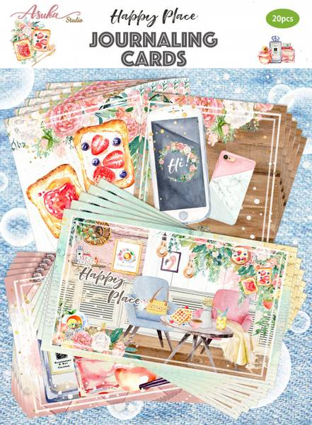 Memory Place - Happy Place - Journaling Cards