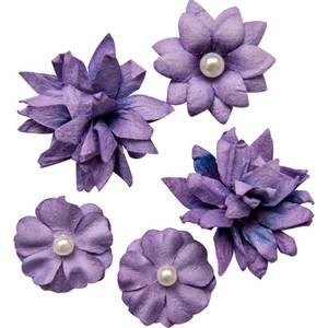 Bilde av 49 and Market - Flower Mini Series 01 - Violet