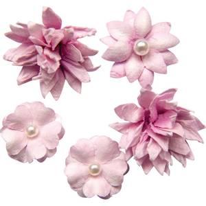 Bilde av 49 and Market - Flower Mini Series 01 - Blush