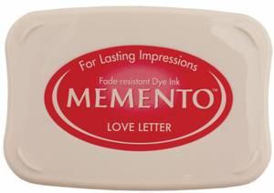 Bilde av Memento Dye Ink Pad 302 - Love Letter