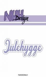 Bilde av NHH Design - NHHD863 - Dies - Julehygge