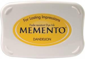 Bilde av Memento Dye Ink Pad 100 - Dandelion