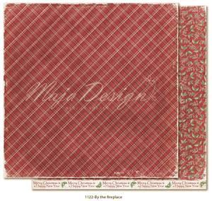 Bilde av Maja Design - 1122 - Traditional Christmas - By the fireplace