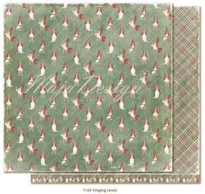 Bilde av Maja Design - 1123 - Traditional Christmas - Singing carols
