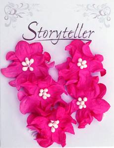 Bilde av Storyteller - Gardenia - Cerise - 2910