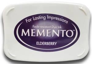 Bilde av Memento Dye Ink Pad 507 - Elderberry