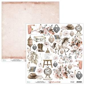 Bilde av Mintay - FLB - 12x12 - Florabella - 09 Die Cut Sheet