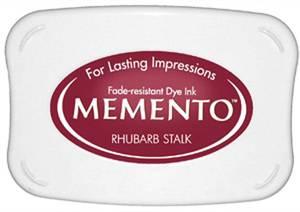 Bilde av Memento Dye Ink Pad 301 - Rhubarb Stalk