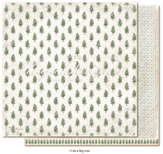 Maja Design - 1126 - Traditional Christmas - A big tree