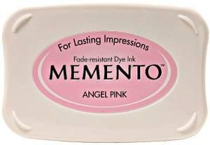 Bilde av Memento Dye Ink Pad 404 - Angel Pink