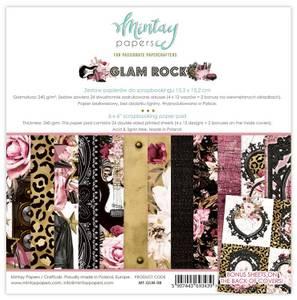 Bilde av Mintay - GLM - 6x6 Paper Pad - Glam Rock