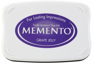 Bilde av Memento Dye Ink Pad 500 - Grape Jelly